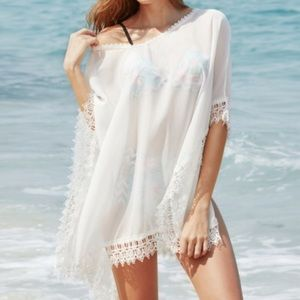 Other - Lace trim swim cover